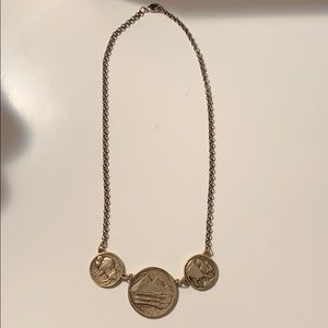 Jewelry - Low Luv Coin Necklace